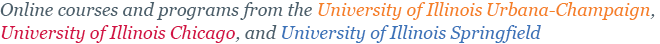 University of Illinois Online Catalog